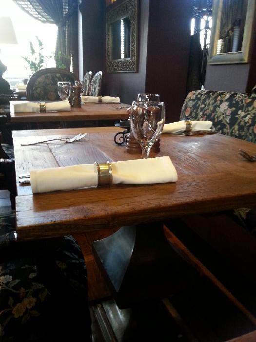 Pohádková romantika v restauraci Botanic