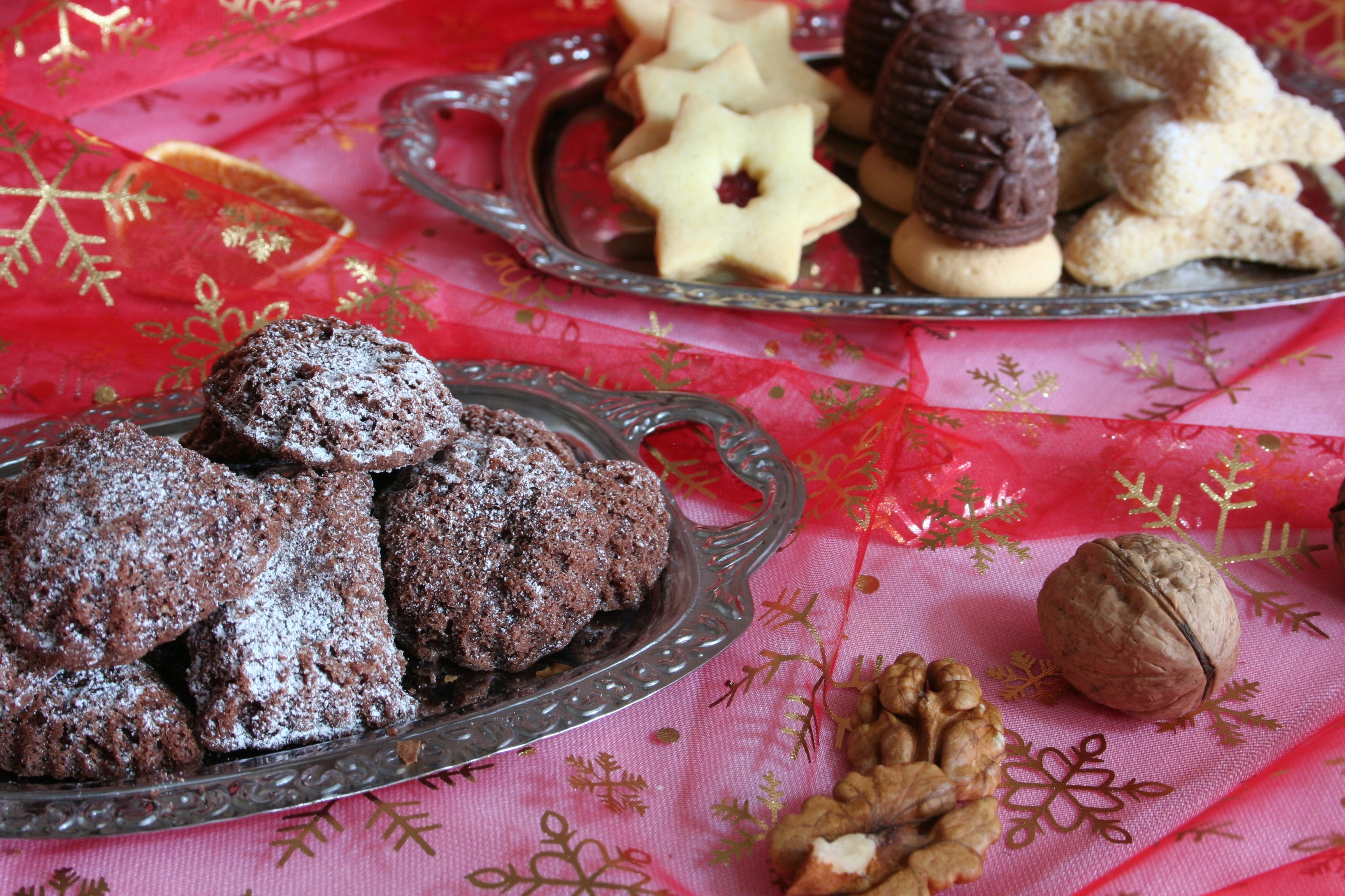 Last minute tradiční cukroví, které do Vánoc ještě stihnete