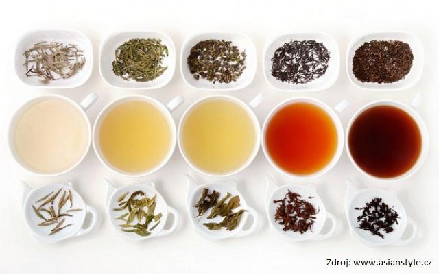 Čaj a nečaj