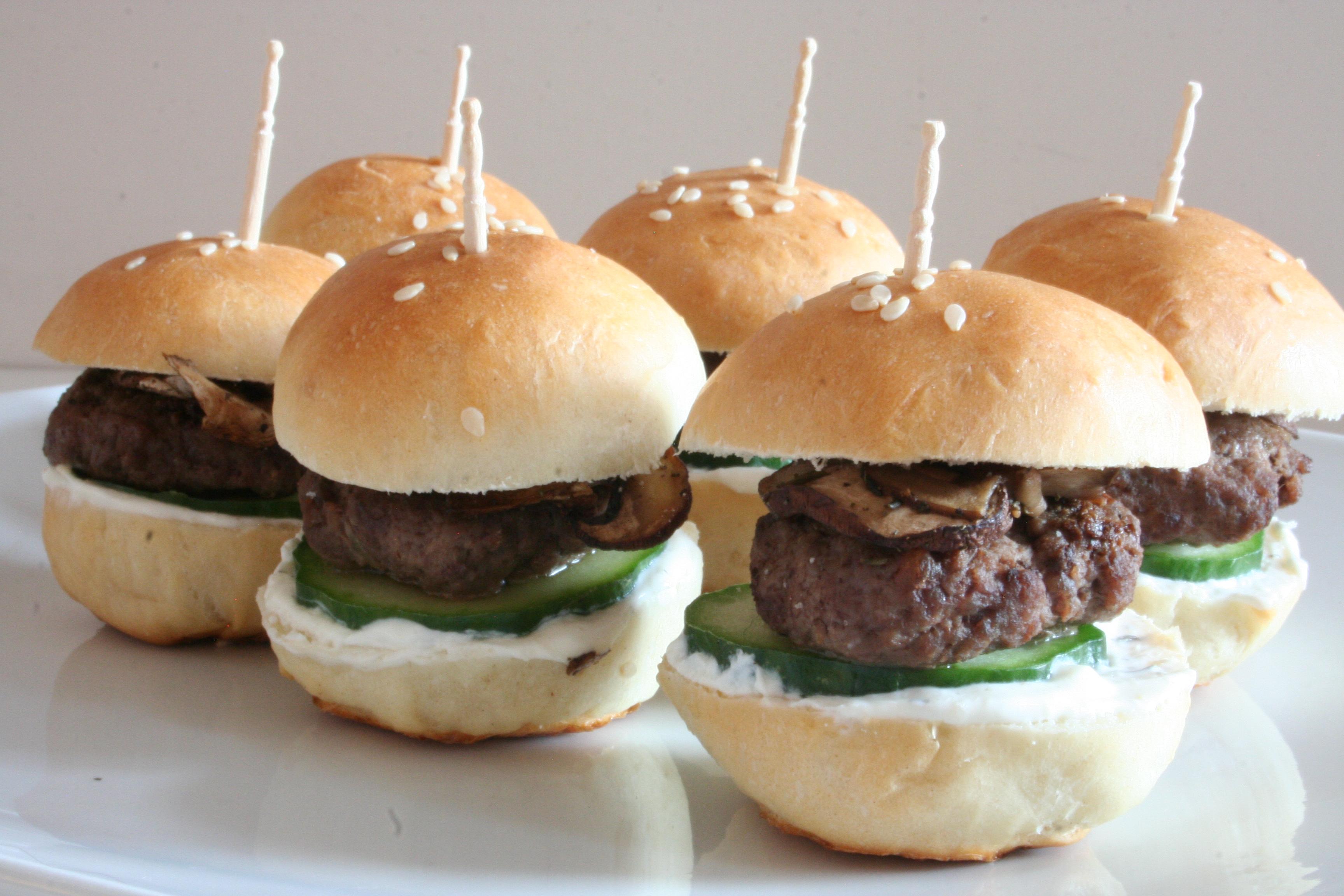 Miniburgery
