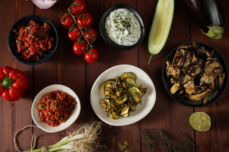 5x zeleninový doplněk ke grilování