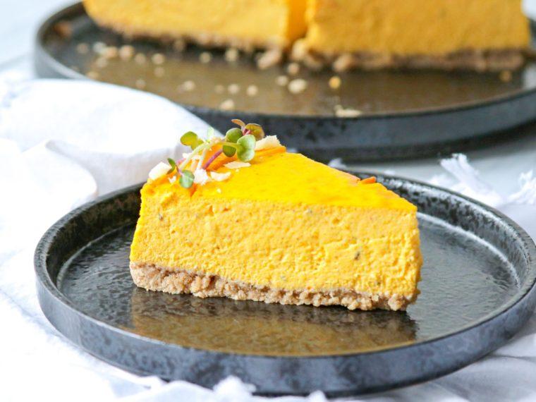 5. narozeniny Vařeniště + recept na slaný dýňový cheesecake